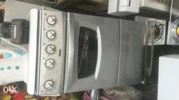 Ignis 4 unit gas cooker oven