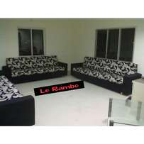 Elegant Box Sofa Sets 8 Seater ie 3 3 2 at only 1,250,000/- Or $360