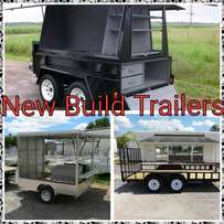New Build Trailers