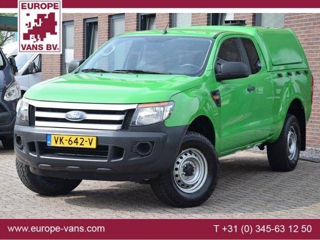 Ford Ranger 2.2 TDCi XL Super Cab 4X4 11 2014 - 2014