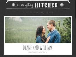 Wedding website - Your one-stop site for everything about your wedding