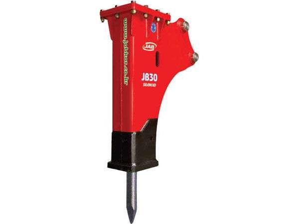 New Jab Jb30 Ii S Hydraulic Breaker - 2018