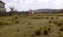 Quarter acre plots for sale in baranabas (royal estate )Nakuru