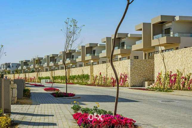 Azha Standalone villa first row for sale ready to delivered