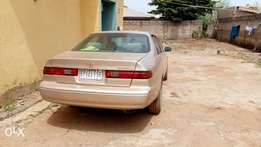 Unregistered Toyota Camry