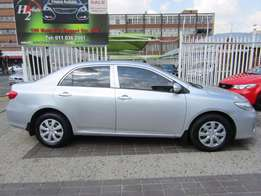 2011 Toyota Corolla 1.4 Professional for sale in Gauteng