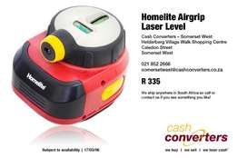 HomeLite Airgrip Laser Level