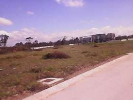Serviced plot for sale