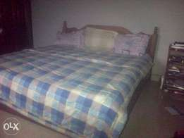 Complete bed for sale