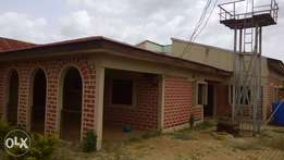 3 Bedroom flat available in MAKURDI behind civil service commission.