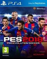 Pro Evolution Soccer PS4 18