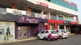 Shop/office space to let at Eastlegon American house
