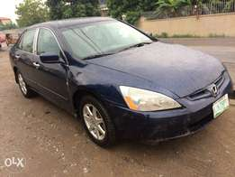 Honda Accord eod needs to be fixed Registered