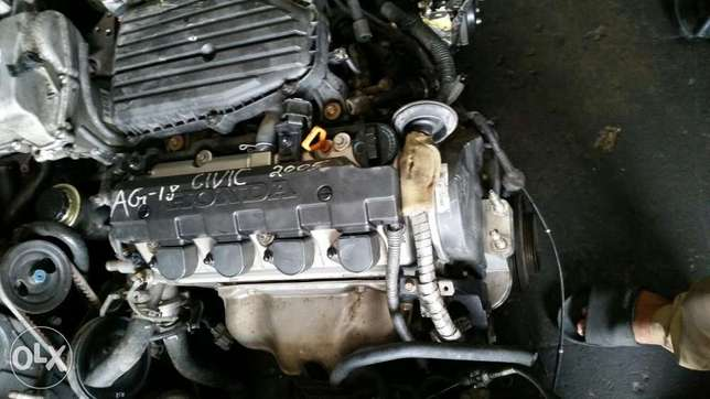 Honda civic 2005 Engine