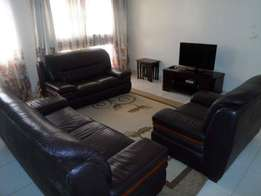 ID (828) 3 BR Fully Furnished Apartment With Gym and swimming pool