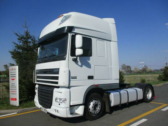 DAF Xf Ft 105.460 Ssc - 2013