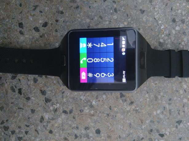Dz09 Smart watch phone Kalimoni - image 3