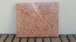 Granite chopping block
