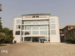 A newly built office plaza opposite UTC business centre Area 10