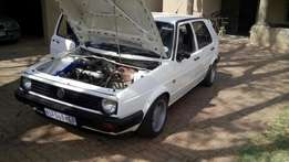 Golf 2 .. for sale or swop
