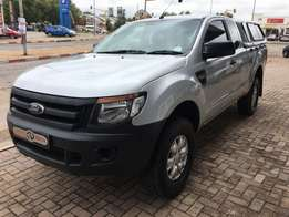 2015 Ford Ranger 2.2 XL Supercab