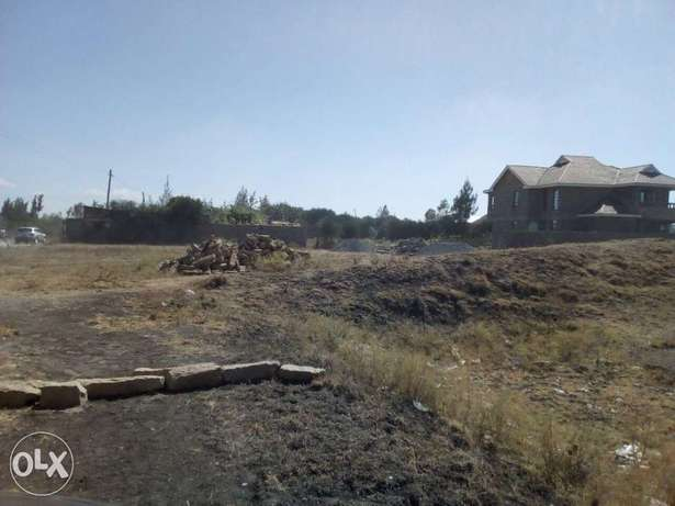 Clean plot for sale in ruai 50x100 South 'C' - image 1