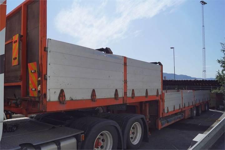 Pacton Jumbo Semitrailer - 2004