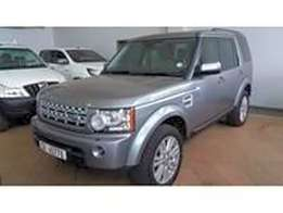 2013 Land Rover Discovery 2013 Land Rover Discovery 4 SDV6 SE Black Ed