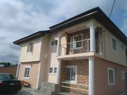 3bedroom flats all ensuite with visitors' toilets,