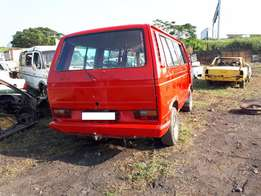 VW Microbus Stripping for spares