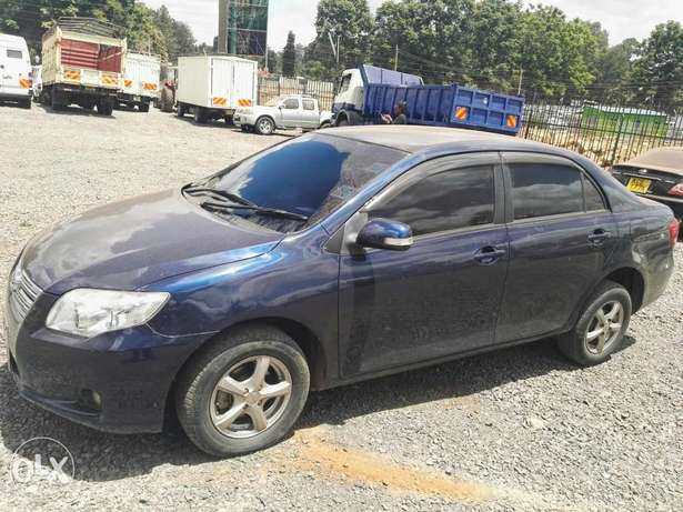 Quick sale fully Loaded Toyota Axio 2009 City Centre - image 6