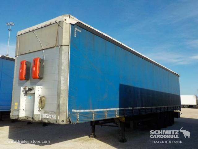 Schmitz Cargobull Tolóponyva tekercs - 2012 - image 4