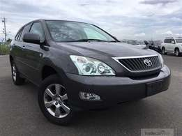 2011 Toyota Harrier