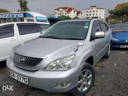 Toyota Harrier 2400 cc,Automatic transmission. Buy and Drive