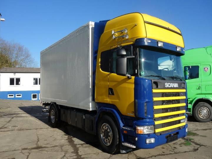 Scania 420 LBW Retarder - 2000