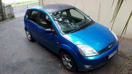 1.6 Ford Fiesta For Sale. 45,000