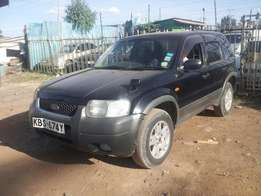 Ford escape petrol engine kbs