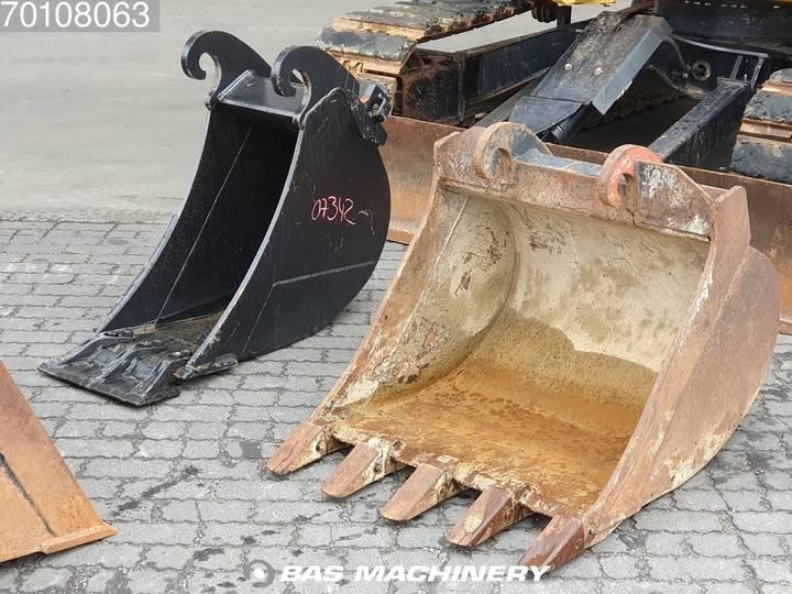 Caterpillar 308E 3 buckets - German dealer machine - 2012 - image 6