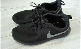 Buty Nike Roshe run różowo białe stan dobry plus Klucze • OLX.pl