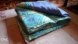 Quilt and Blanket
