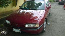 Red Nissan Primera Nothing to fix for sale