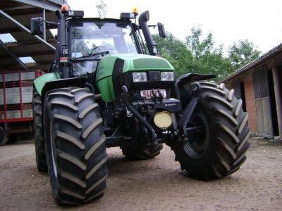 Deutz-fahr Agrotron 165 - 2001
