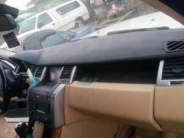 Range Rover Dashboard Repair.. Cabana Autos