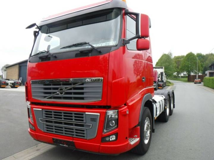 Volvo FH16-600-6X4-MANUAL-TOP ZUSTAND - 2013