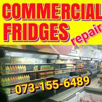 Pee refrigeration and appliances repair on site