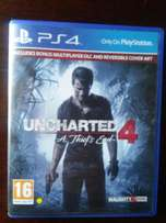 PS4 : Uncharted 4!!
