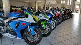 Superbikes for sale