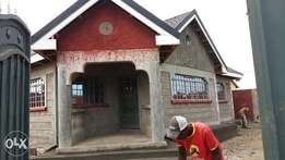 Bungalow for sale 3 bdrm all ensuite 10min drive from Thika rd Kimbo