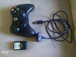 X-Box Dual Stick Controller With Power Cable