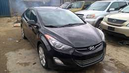 Super Clean Hyundai Elantra Limited Leather Full Options Tokunbo